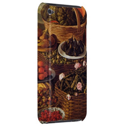 The Fruit Seller in detail by Vincenzo Campi Barely There iPod Case