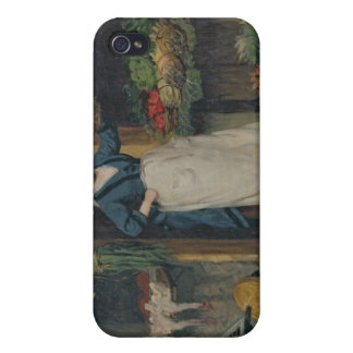 The Fruit Seller iPhone 4/4S Covers