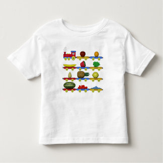 The Fruit Train Toddler T-Shirt