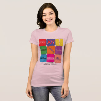 The fruits of the Spirit T-Shirt