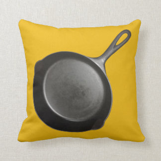 The Frying Dutchman Pillow