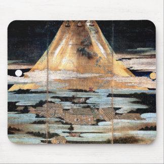 'The Fuji Mandara figure', Fuji-mandara Mouse Pad