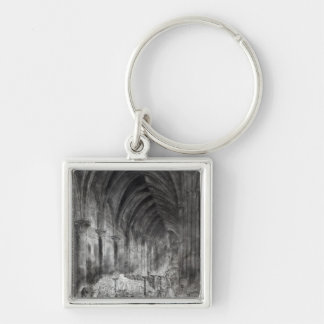 The Funeral of Jean Paul Marat Keychains