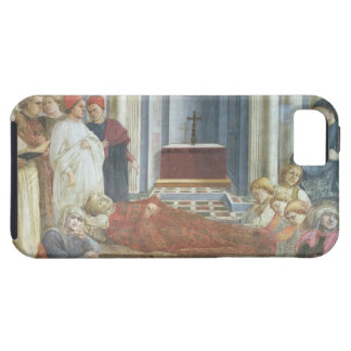 The Funeral of St. Stephen, detail from the cycle Tough iPhone 5 Case