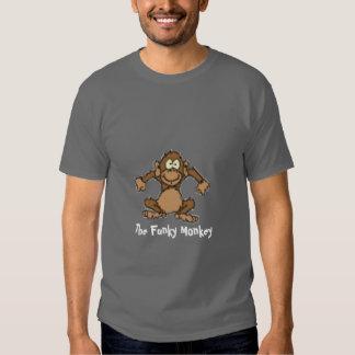 the funky monkey t-shirt