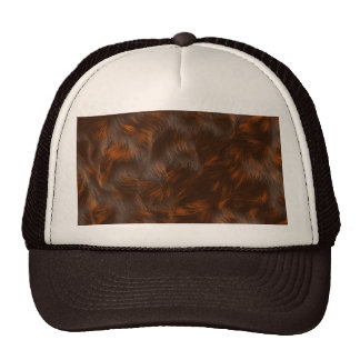 The fur collection - Calico Fur Trucker Hats