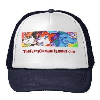 The Furry Community, TheFurryComunity.webs.com Cap