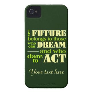 The Future custom Blackberry Bold case