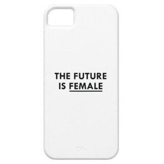 The Future Is Female iPhone 5 Covers