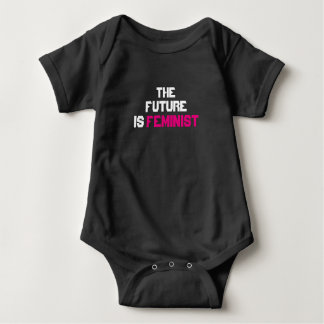 The Future is Feminist Infant Bodysuit