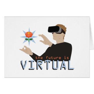 The Future Is Virtual Card