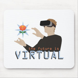 The Future Is Virtual Mouse Pad