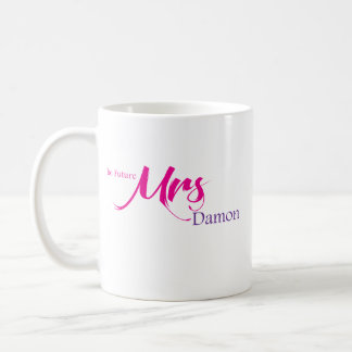 The Future Mrs Damon Coffee Mug