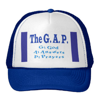 The G. A. P. Collection Cap