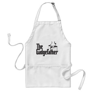 The Gadgefather pinny Standard Apron