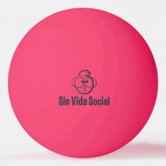 The Gafotas table Tennis ball a star