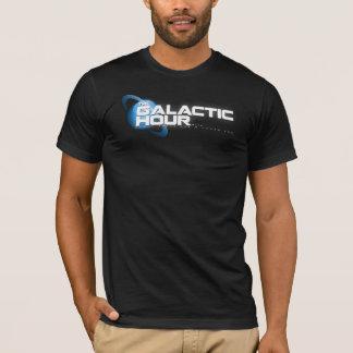 The Galactic Hour Black T-Shirt