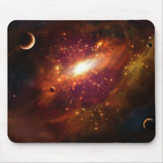 The Galaxy Mouse Pad