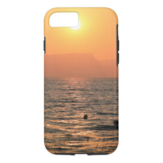The Galilee sea view during sun set. iPhone 7 Case