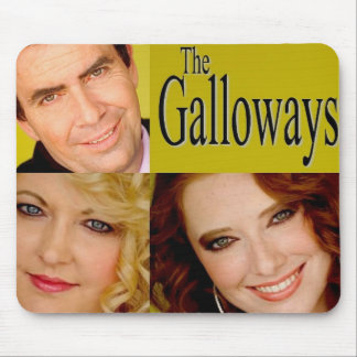The Galloways Mousepad