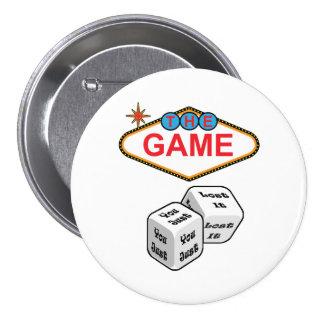 The Game 7.5 Cm Round Badge