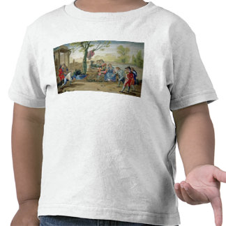 The Game of Bowls T Shirts