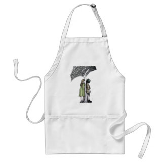The game standard apron