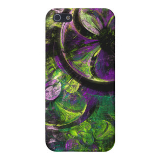 The Garden Club Fractal Cases For iPhone 5