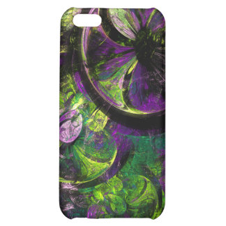 The Garden Club Fractal Cover For iPhone 5C