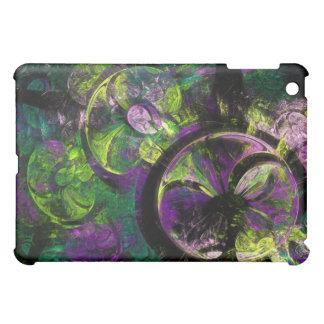 The Garden Club Fractal iPad Mini Cases