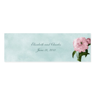 The Garden Collection Gift Tag Business Cards