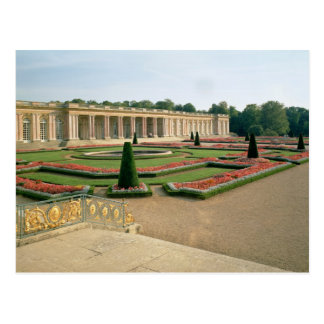 The Garden Facade of the Grand Trianon, 1687 (phot Postcard
