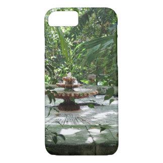 The Garden Fountain iPhone 7 Case