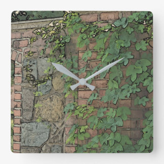 The Garden Gate Clock