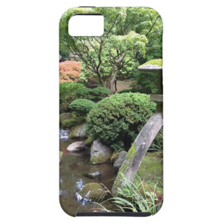 The garden iPhone 5 cover