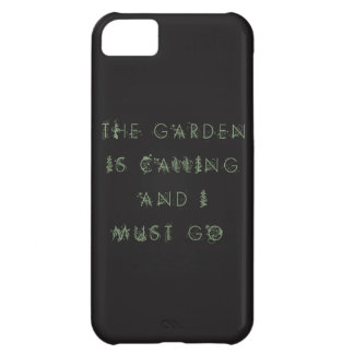 The Garden is Calling and I Must Go iPhone 5C Case