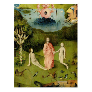 The Garden of Earthly Delights 2 Post Card