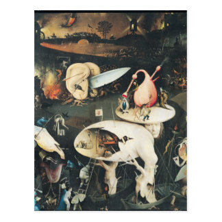 The Garden of Earthly Delights 2 Postcard