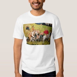 The Garden of Earthly Delights: Allegory of T-shirts