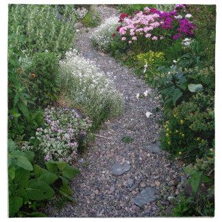 The Garden Path Napkin