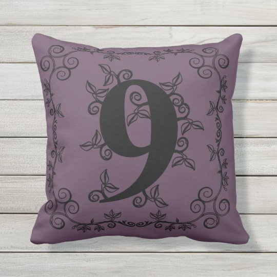 The Garden Vine Collection: Number 9 Outdoor Cushion