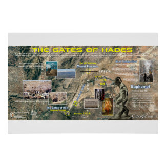 The Gates of Hades Poster