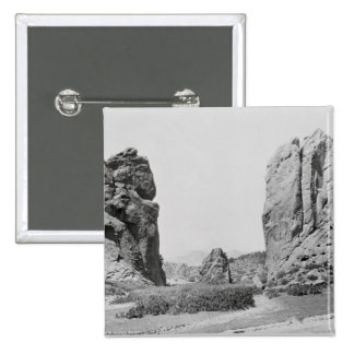 The Gateway and Pike s Peak Pinback Buttons