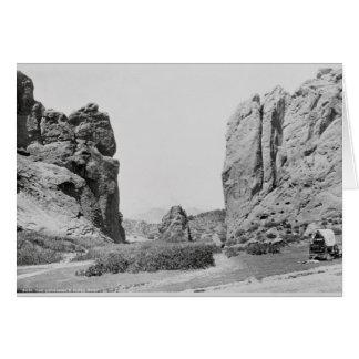 The Gateway and Pike's Peak Card