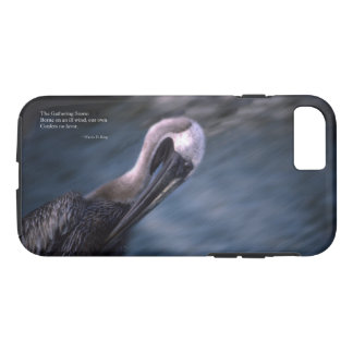 The Gathering Storm Haiku Phone Case