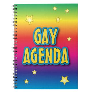 The Gay Agenda Notebooks