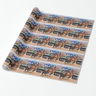 The Gazelle Wrapping Paper