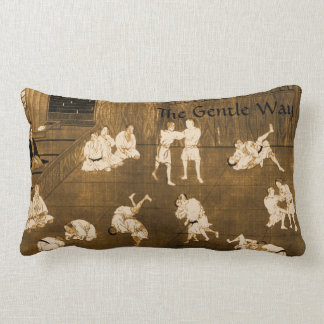 "The Gentle Way ""throw"" pillow"