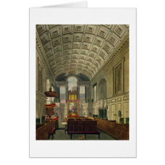 The German Chapel, St. James's Palace, from 'The H Card