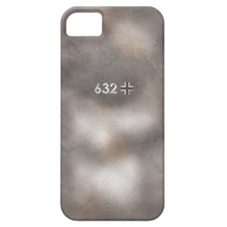 The German troop tank German gray (winter camoufla Barely There iPhone 5 Case